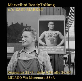 Marvllini ReadyToHang @ East Market Milano