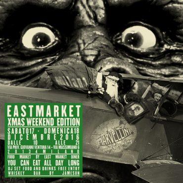 Marvellini ReadyToHang @ East Market