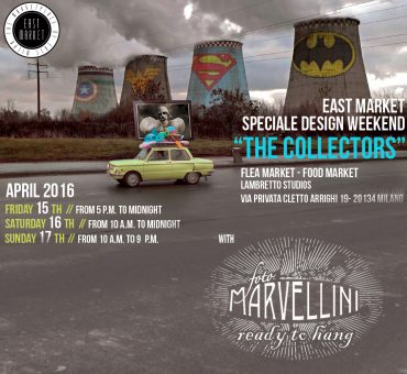 Marvellini ReadyToHang – Milano Design Week 2016