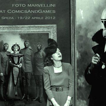 Marvellini indoor: Comics&Game