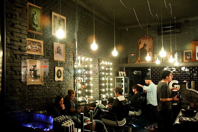 GUM – Hairdresser in Milan