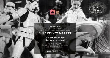 Marvellini readyToHang @ Blue Velvet (Milano)