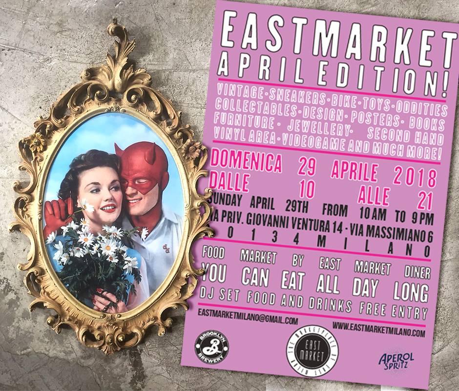 Marvellini ReadyToHang @ Eastmarket