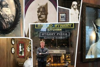 Gordon Ramsay's restaurant