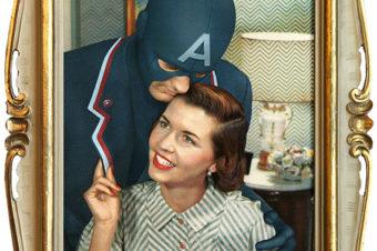 Marvellini 1950s – Capitan America
