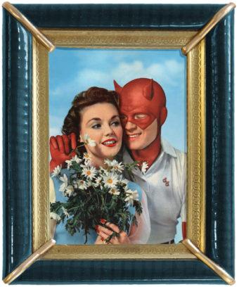 Marvellini 1950s – Daredevil