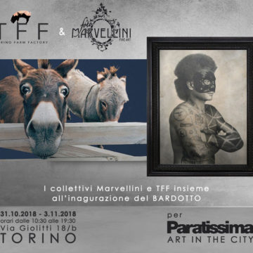 I collettivi Marvellini e TFF a Torino