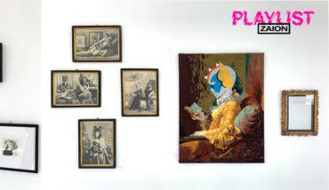 """""""Playlist"""" c/o Zaion Gallery"""