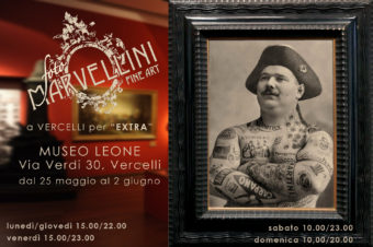 Marvellini Fine Art al Museo Leone di Vercelli