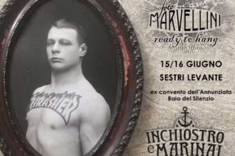 Marvellini ReadyToHang a Sestri Levante