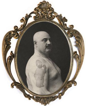 Marvellini Tattoo Homer