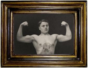 Marvellini Tattoo Stewie