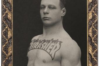 Marvellini Tattoo Thrasher