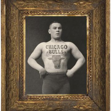Marvellini Tattoo Chicago Bulls