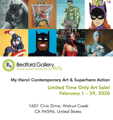 Special Art Sale c/o Bedford Gallery