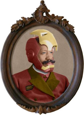 Marvellini Color – Ironman