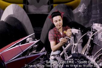 """Goldo Expo II"" – Paris"