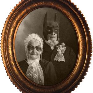 R. & Bat sposi