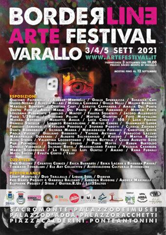 Borderlinartefestival AGO2021
